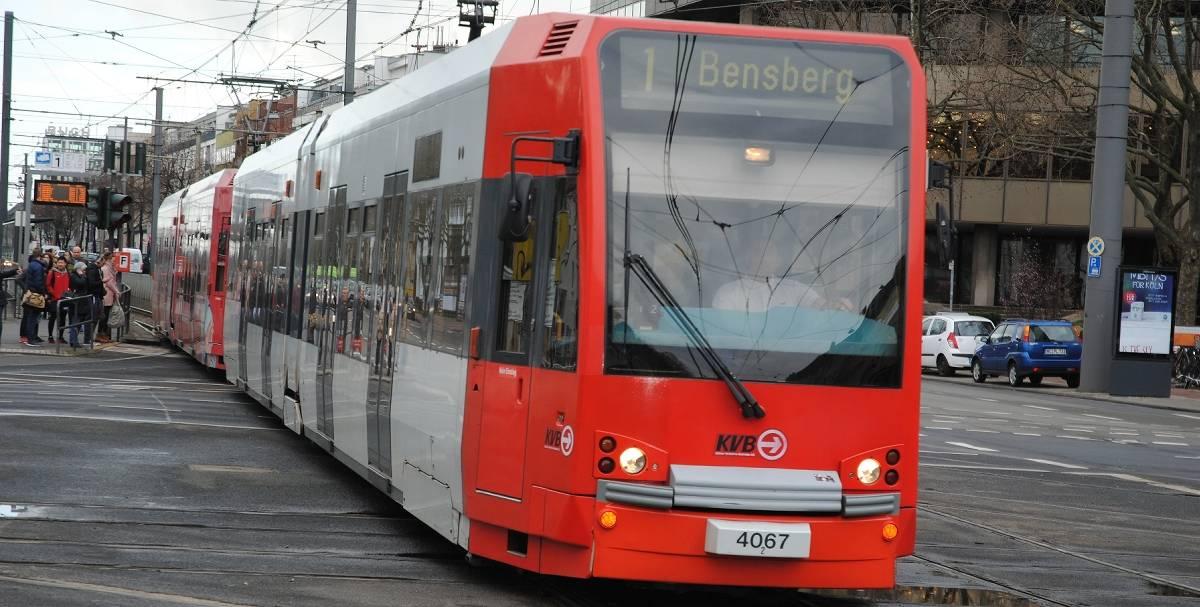 Kvb Köln Linie 1
