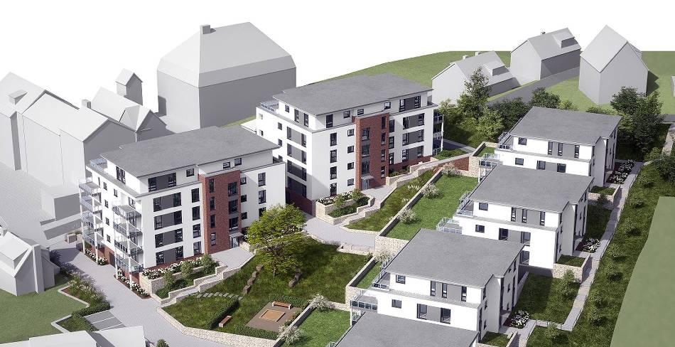 Neviges: Wohnungsbau könnte eine Chance für Neviges sein