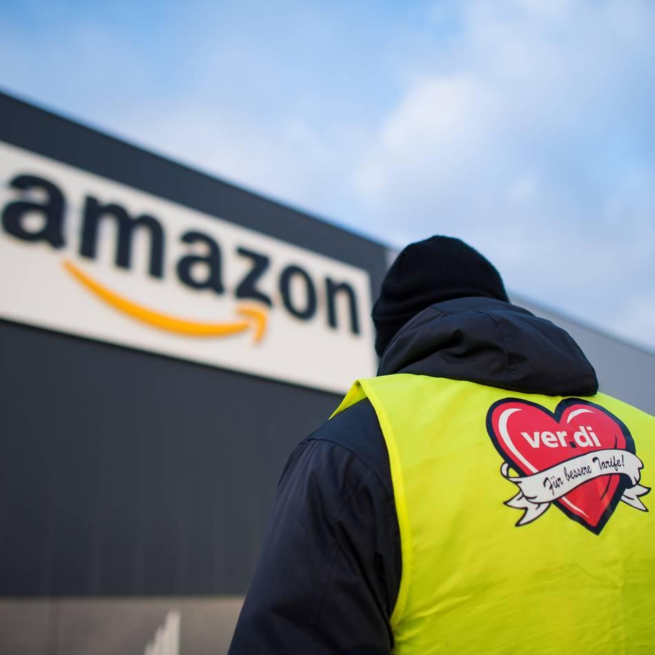 """13 000 Angestellte: Amazon-Mitarbeiter streiken am """"Prime-Day"""""""