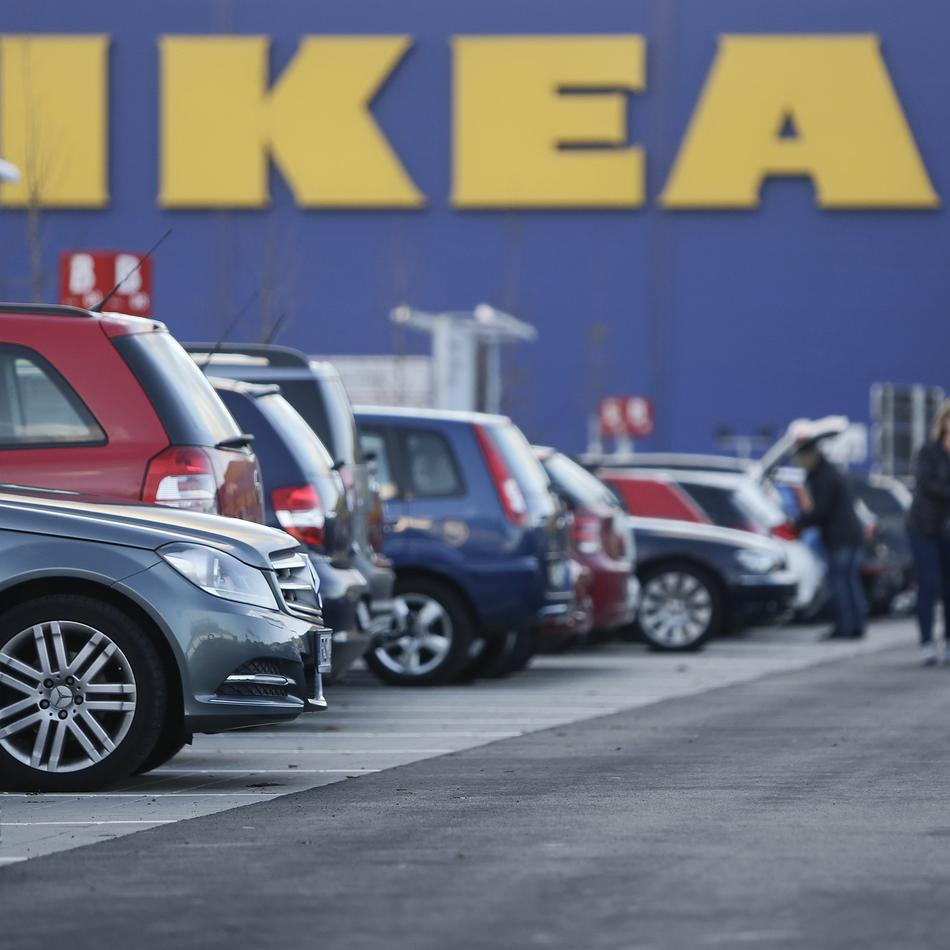 Ikea: Kabelbrand: Ikea Wuppertal geräumt