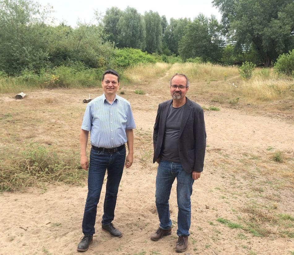 Stadtteile: Die Löricker Heide wird ein Naturraum für Kinder