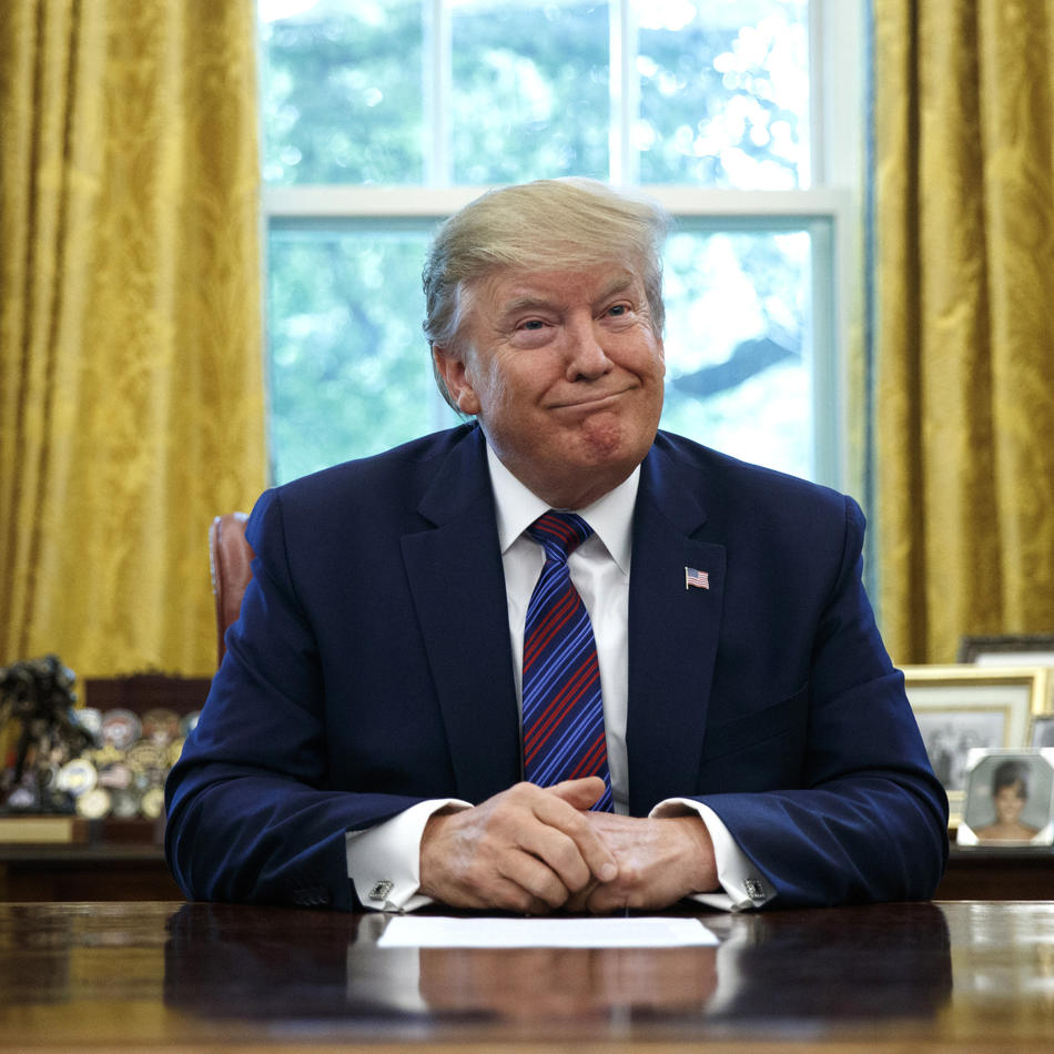 Debakel für Demokraten: Mueller, Mauer, Rassistische Tweets - Trumps denkwürdige Woche
