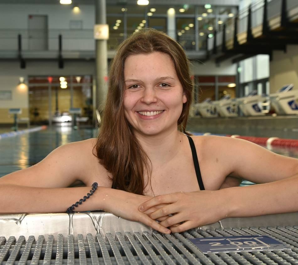 Schwimmen: Precht kommt Medaille am nächsten