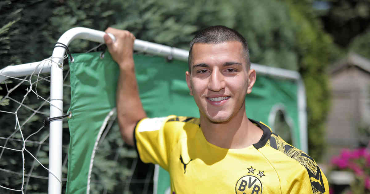 Emir Terzi: Krefelder ist bei Borussia Dortmund erfolgreich