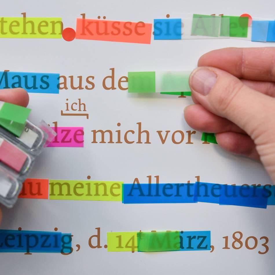 Künstliche Intelligenz: Wenn der Algorithmus Gedichte schreibt