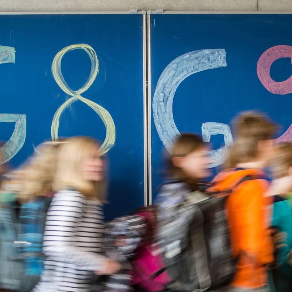 """Vor dem Schulstart: """"G9 entschleunigt die ganze Sache auf jeden Fall"""""""