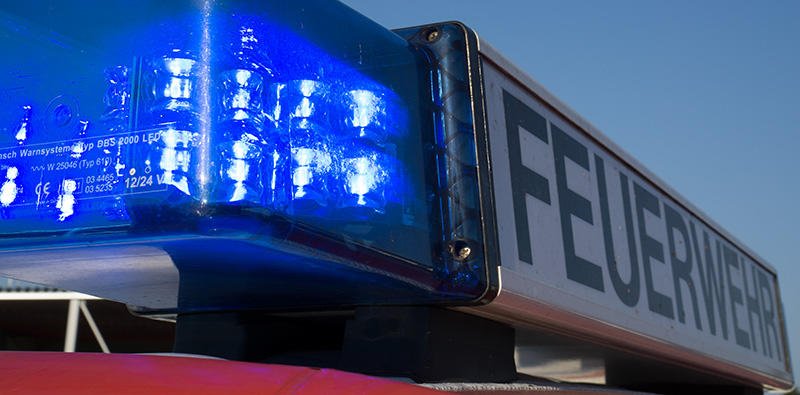 Krefeld: Brennende Bettdecke sorgt für Feuerwehreinsatz