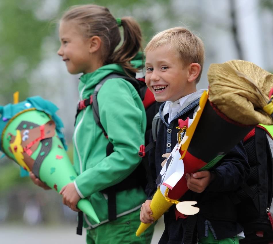 Wuppertal: Schulstart für 3150 i-Dötzchen