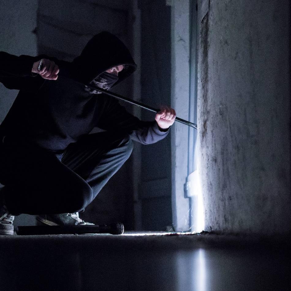 Einbruch: Einbrecher schlagen in Oppum zu