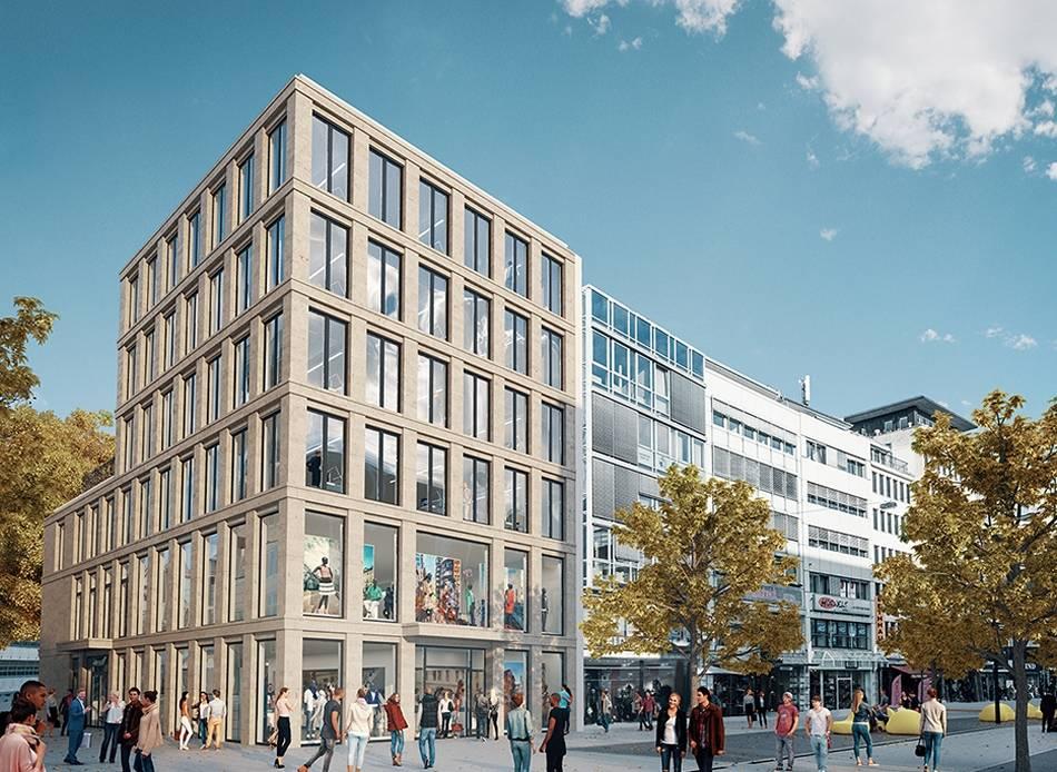 Immobilien: Neubau für die Schadowstraße