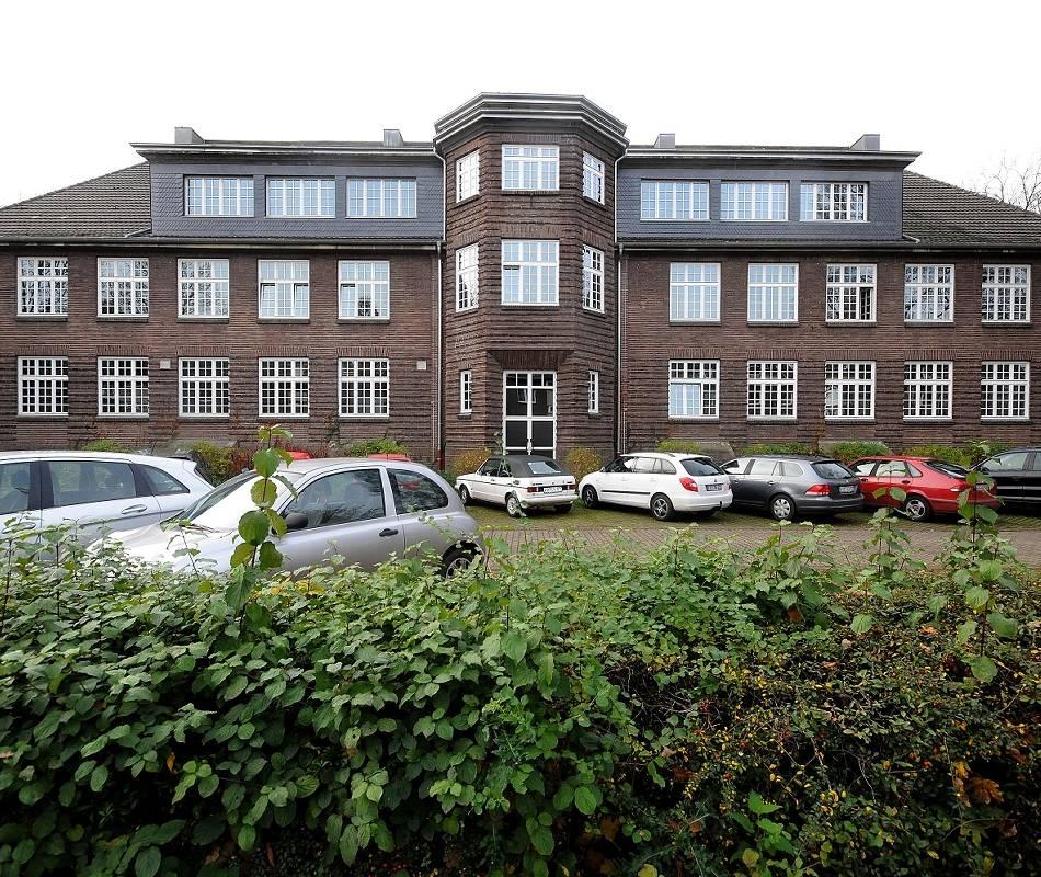 Schadstoffbelastung : Martin-Schule mit Asbest belastet