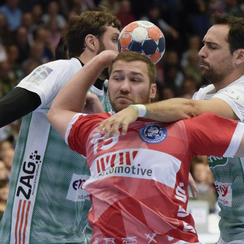 Handball-Bundesliga: BHC verliert bei Spitzenreiter Hannover klar