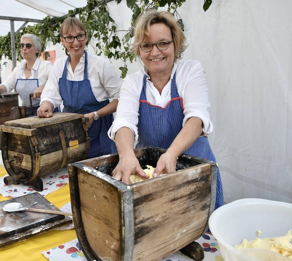 Traditionsfest: Hüls feiert Bottermaat mit Nachbarn