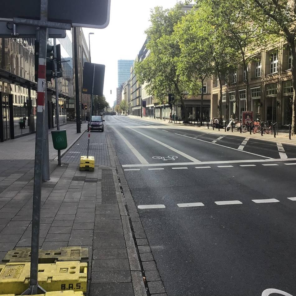 Aktion in Düsseldorf: Symbolpolitik? Ja, dennoch spricht viel für mehr autofreie Sonntage