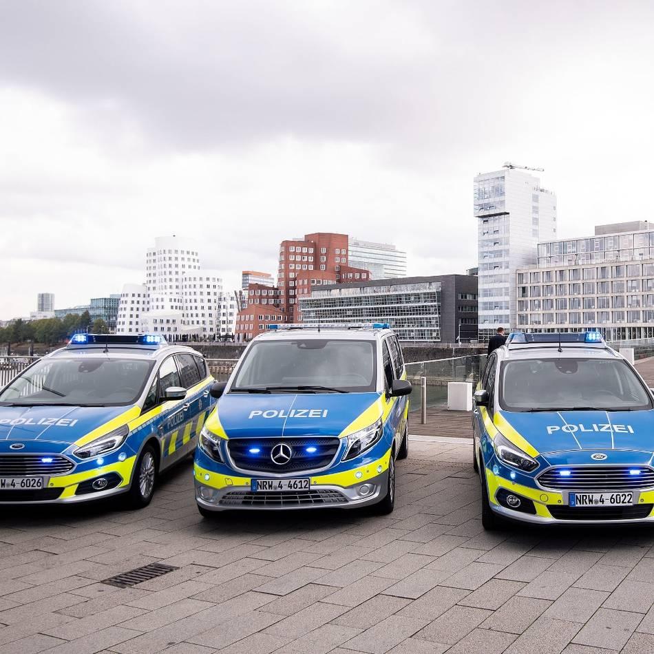 Selber ausgesucht: 2200 neue Streifenwagen für die Polizei in NRW bis Mitte 2021