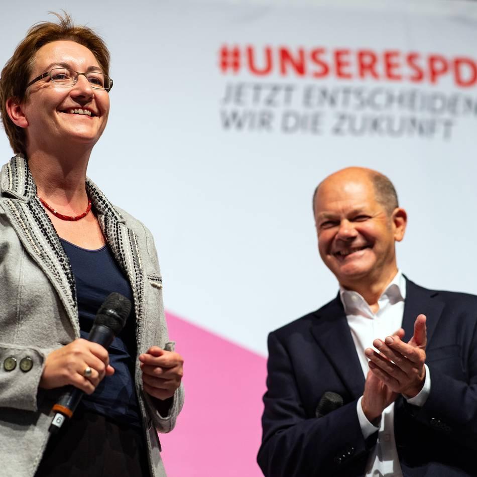 Parteivorsitz: Roadshow der SPD-Erneuerung gastiert jetzt in Nordrhein-Westfalen