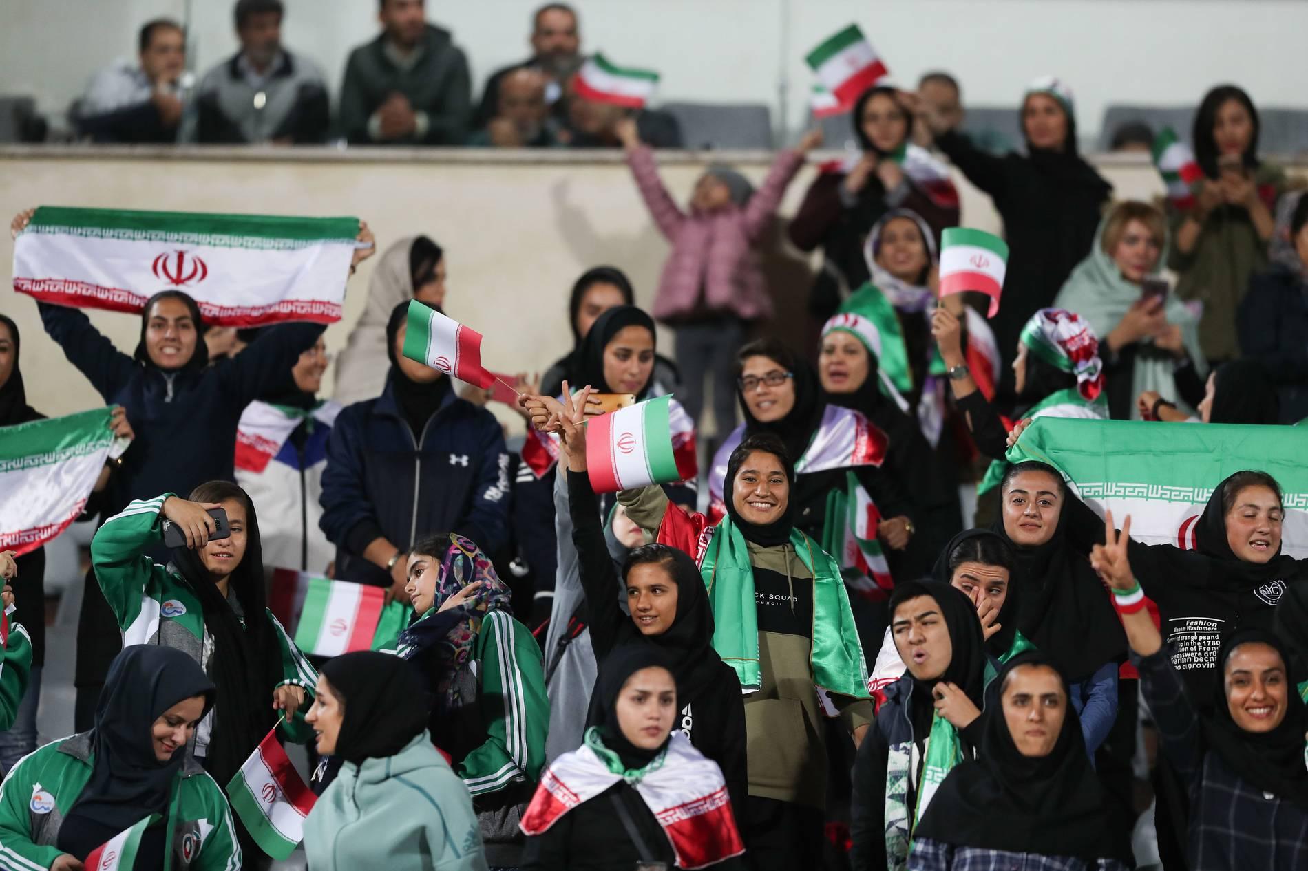 Iran Wm Quali