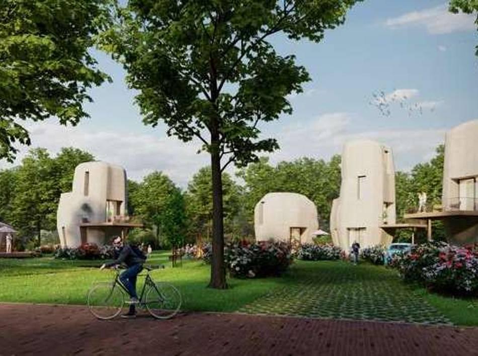 Technologie: CDU will für NRW Wohnungen aus dem 3D-Drucker