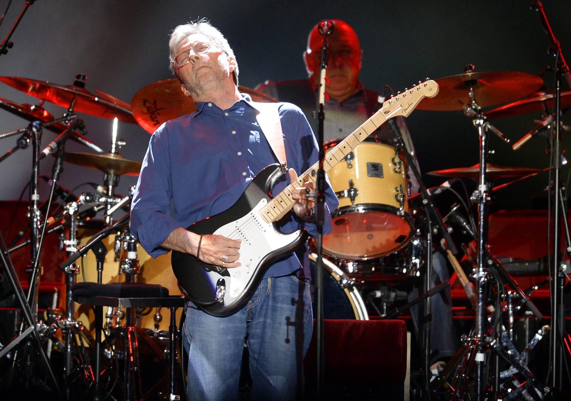 Eric Clapton Düsseldorf