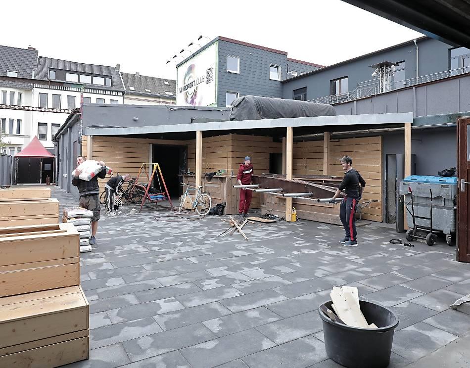 """Nachtleben: So soll der neue """"Hut Ab Club"""" die Partyszene in Krefeld bereichern"""