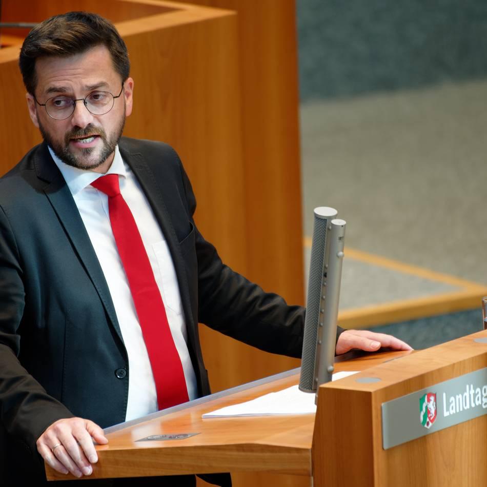 Vorwürfe zur Stabsstelle Umweltkriminalität: Untersuchungsausschuss: CDU will Kutschaty als Kronzeugen