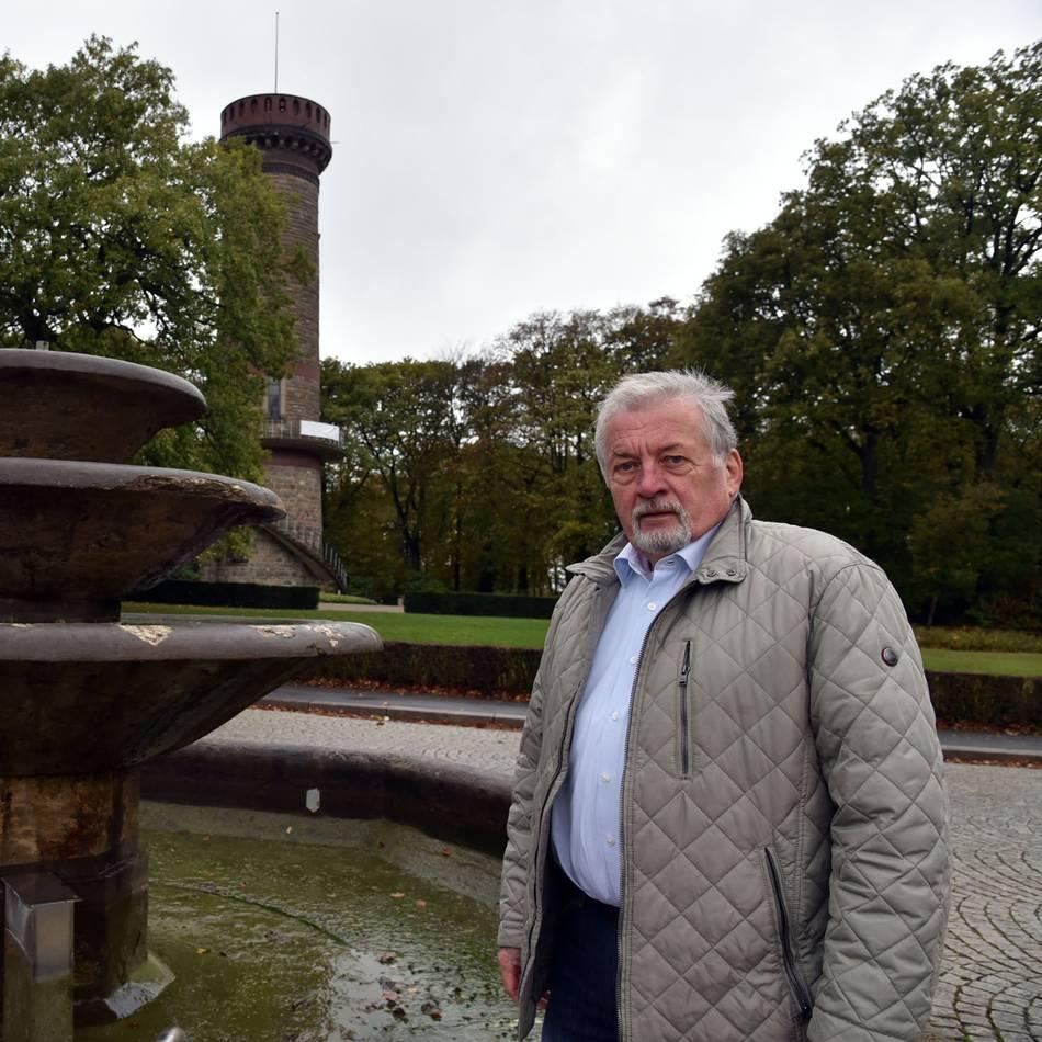 Wuppertal: Mehr Geld für Denkmäler: Damit Bismarck nicht vom Sockel fällt