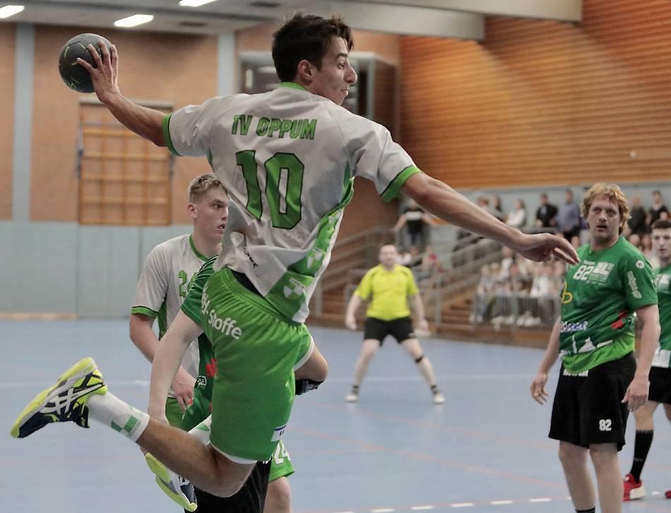 Handball: TV Oppum bricht den Bann