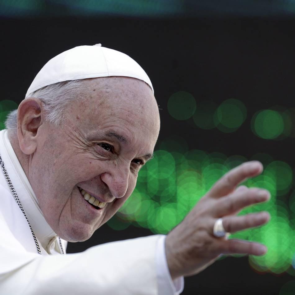#Saints: Wie der Papst mit einem Tweet tausende Fans eines NFL-Football-Clubs beglückt