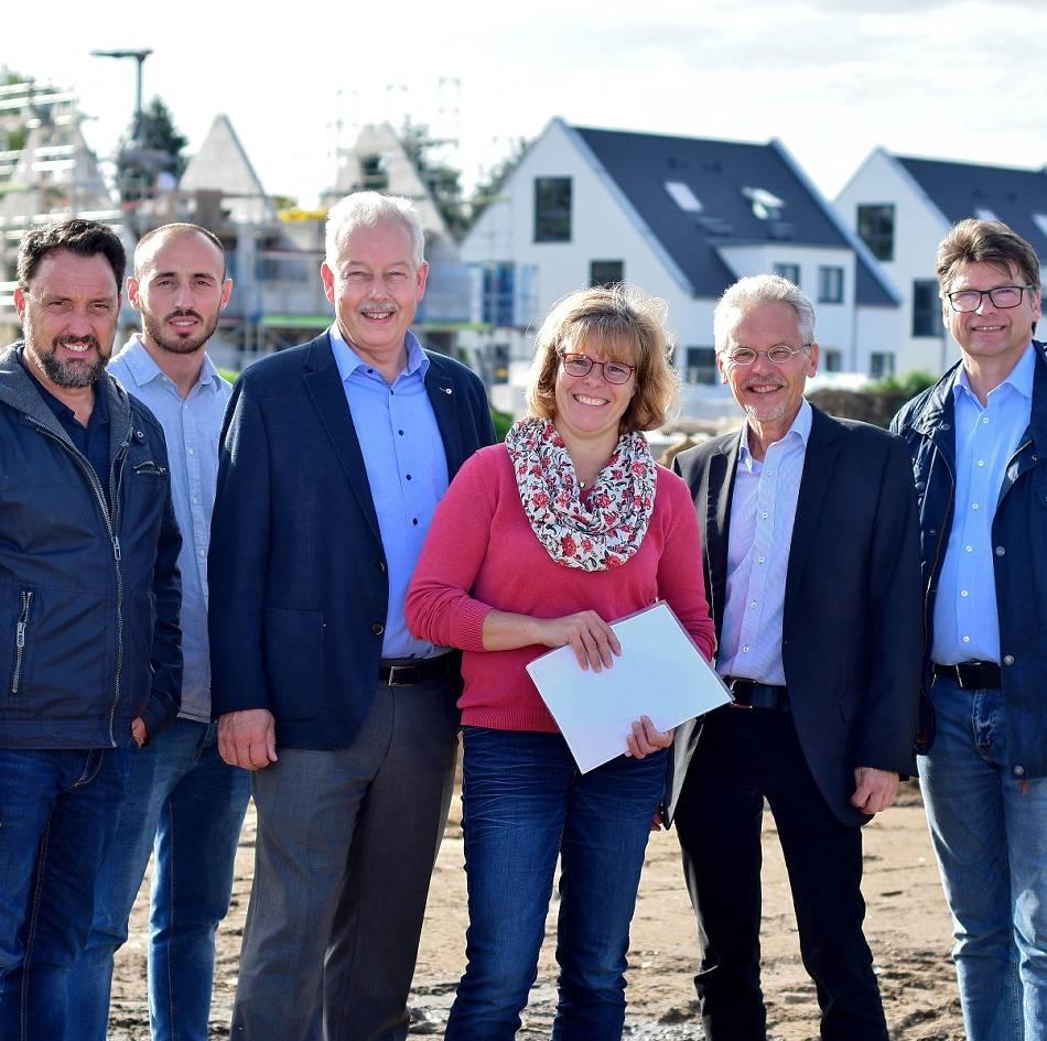 Stadtentwicklung in Kempen: St.Hubert: Baugrund ist bereitet