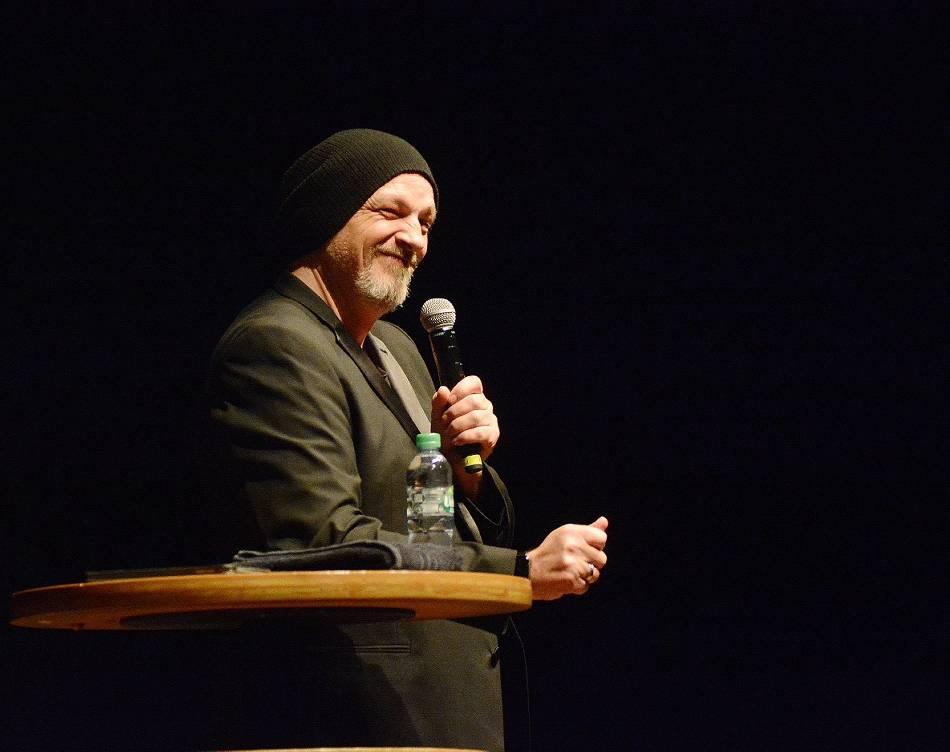 Comedy: Torsten Sträter präsentierte neues Programm im Zakk