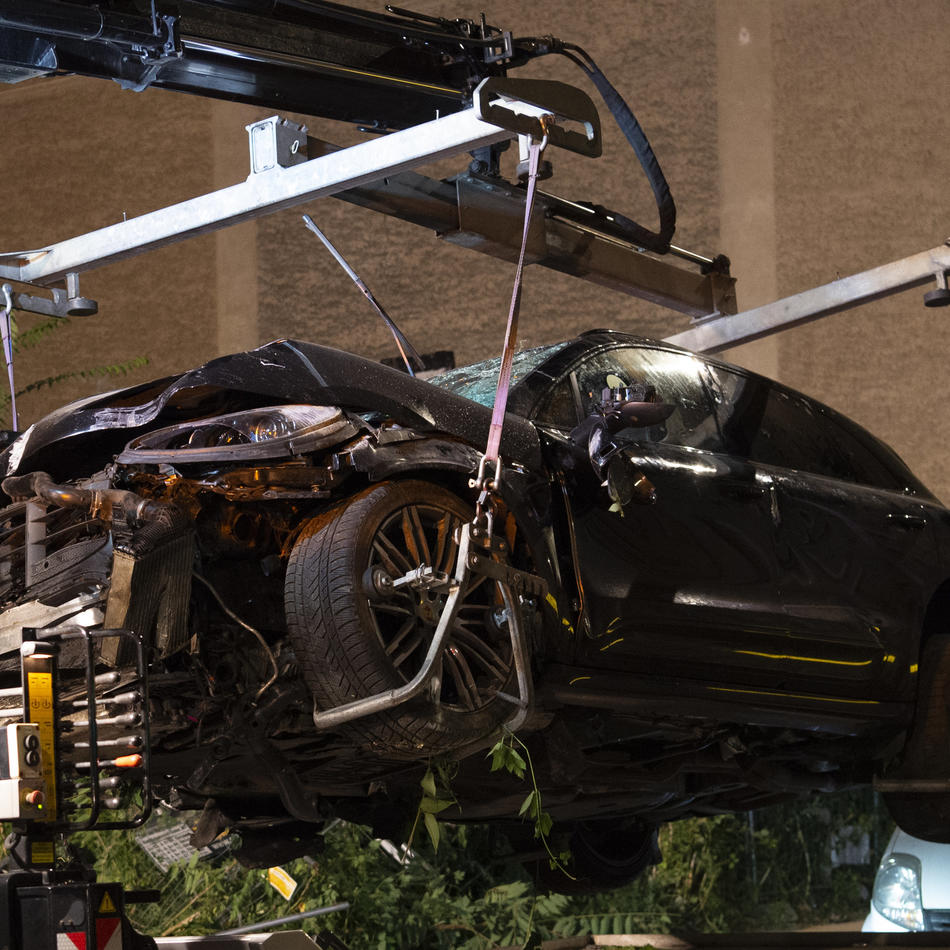 Ermittlungen: Ursache für tödlichen SUV-Unfall in Berlin wohl geklärt