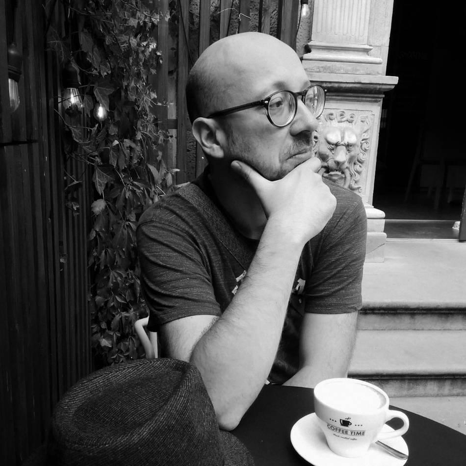 CityARTkaden: Adam Wallach im Kurzporträt