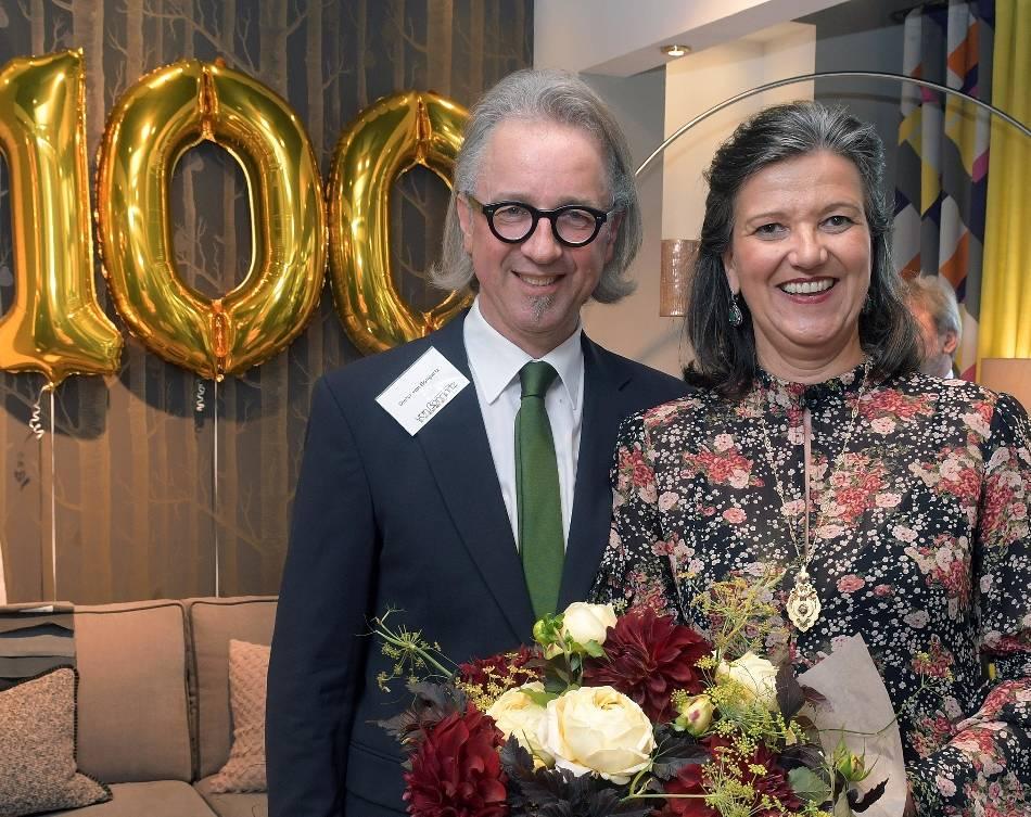 Schiefbahn: Raumausstattung von Bongartz besteht seit 100 Jahren: Kreatives Glück in Schiefbahn
