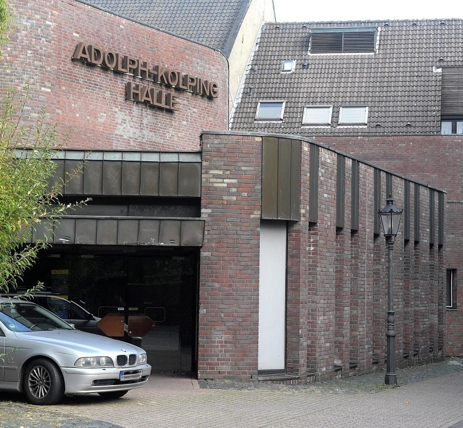 Gastronomie: Kolpinghaus in Kempen: Ein Sanierungsfall mit vielen Fragezeichen