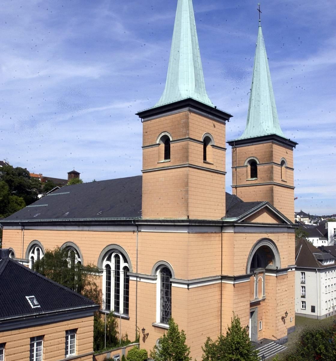 Katholische Kirche: Keine Verwaltung in Wuppertal