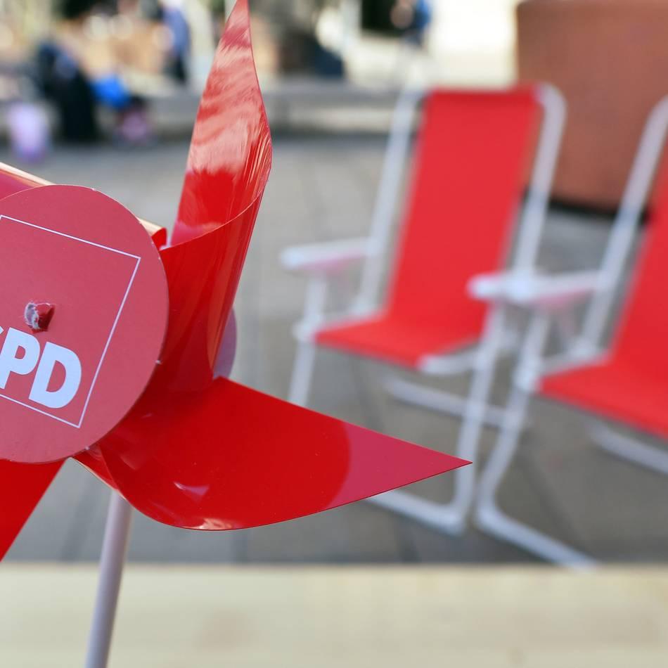 Doppelspitze: Das große Zählen: Wie die SPD ihr Spitzenduo bestimmt