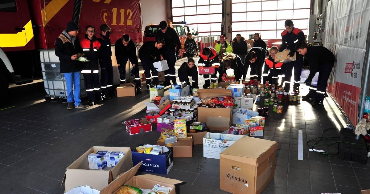 Feuerwehr im Kreis Viersen: Hilfe für Rumänien läuft wieder an - Westdeutsche Zeitung