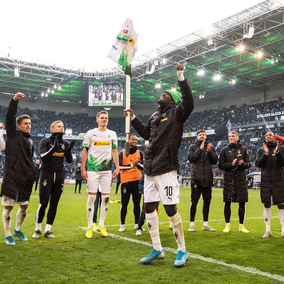 Borussia Mönchengladbach: Marcus Thuram: Tore, Tänze und Trikots