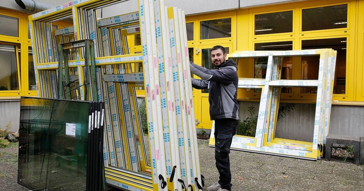 400.000 Euro für neue Schulfenster am Pascal-Gymnasoium in Grevenbroich - Westdeutsche Zeitung