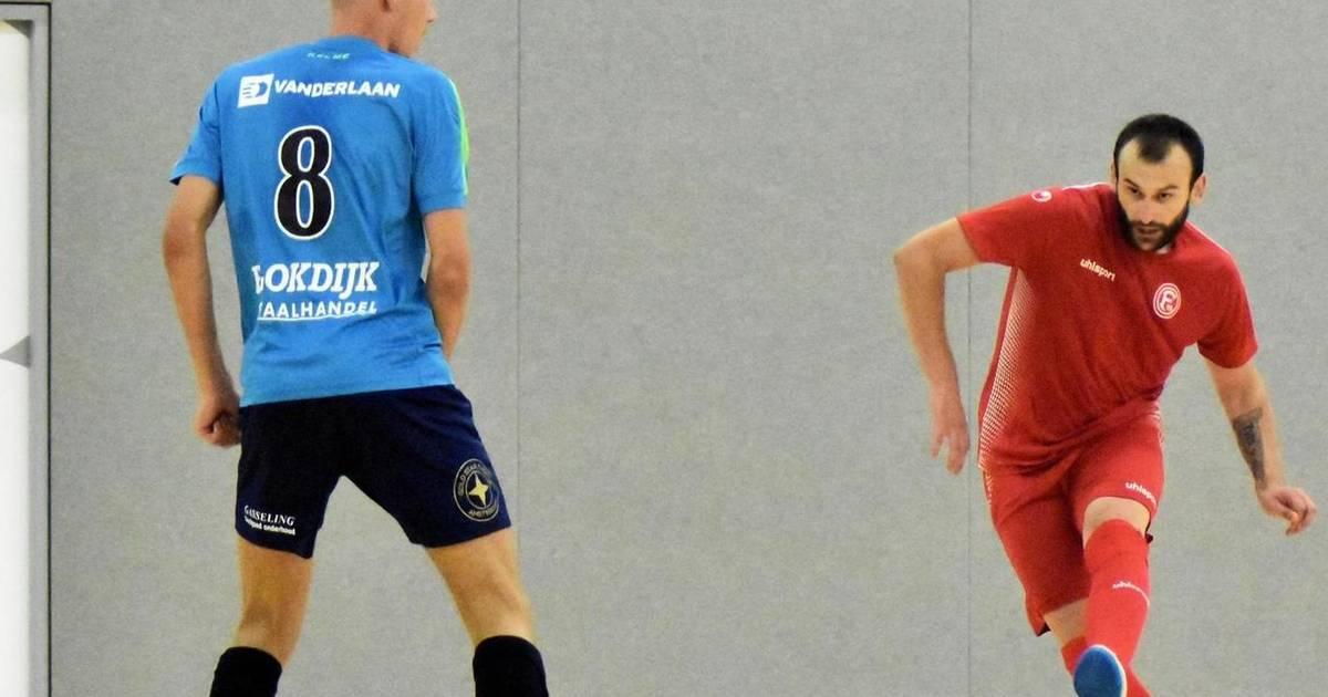 2:3 in beim UFC Münster: Fortunas Futsaler gehen erneut leer aus - Westdeutsche Zeitung