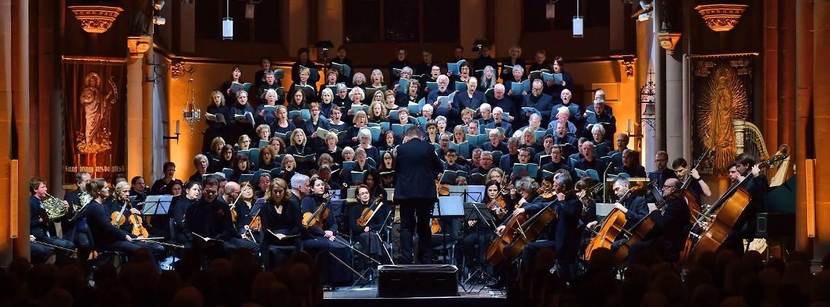 Emmaus-Kantorei Willich führt das Deutsche Requiem von Johannes Brahms auf - Westdeutsche Zeitung