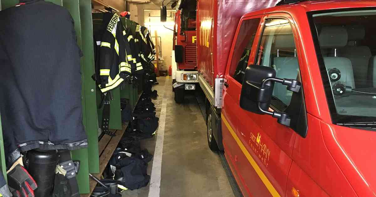 Haan: Gruitens Feuerwehrhaus ist marode - Westdeutsche Zeitung