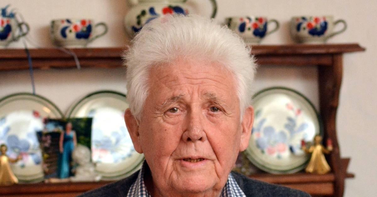 Johann Ascher aus Willich-Anrath wird 90 Jahre alt - Westdeutsche Zeitung