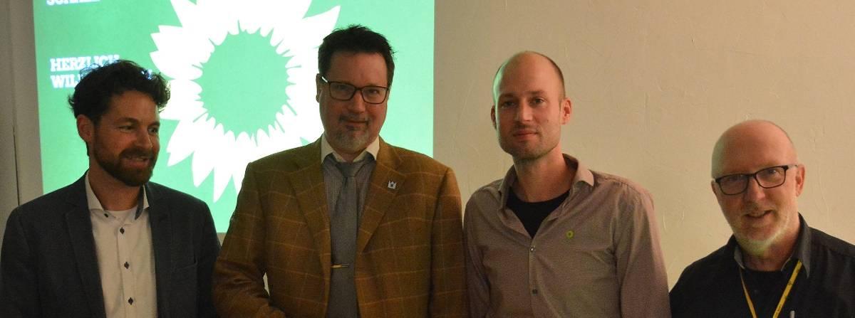 Grüne Willich informieren sich über Folgen von zu viel Licht - Westdeutsche Zeitung