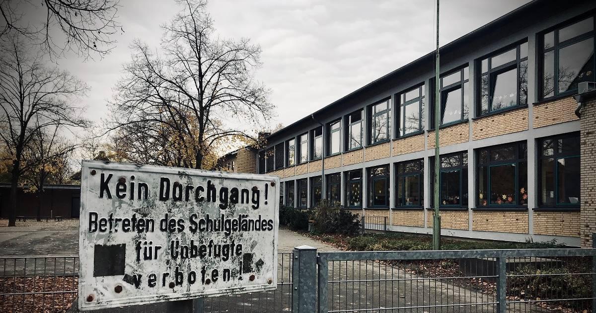Frau spricht in Viersen Grundschüler an und läuft ihnen hinterher - Westdeutsche Zeitung