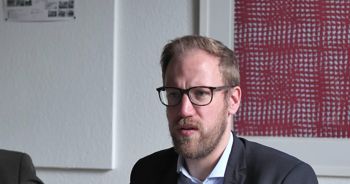 SPD in Krefeld: Benedikt Winzen ist kommissarischer Vorsitzender - Westdeutsche Zeitung