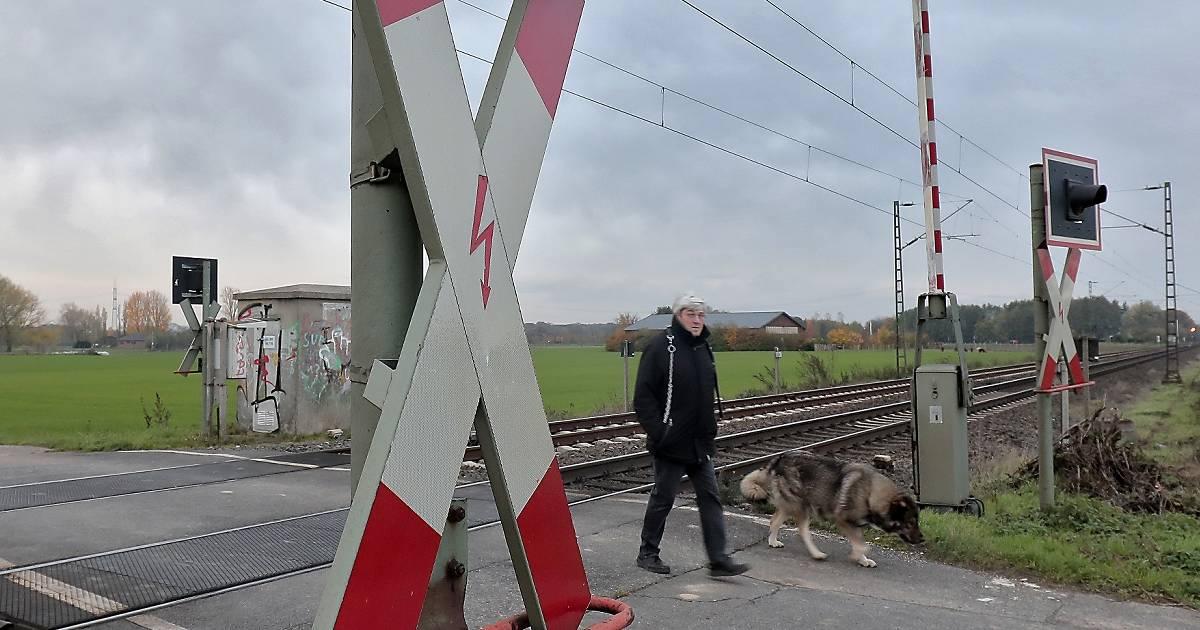 Krefeld: Bahn will Übergang Steinrath schließen - Westdeutsche Zeitung