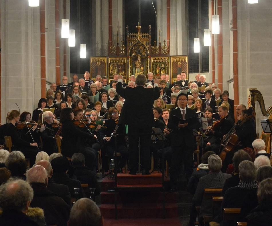 Konzert: Italienische und britische Momente in der Laurentiuskirche