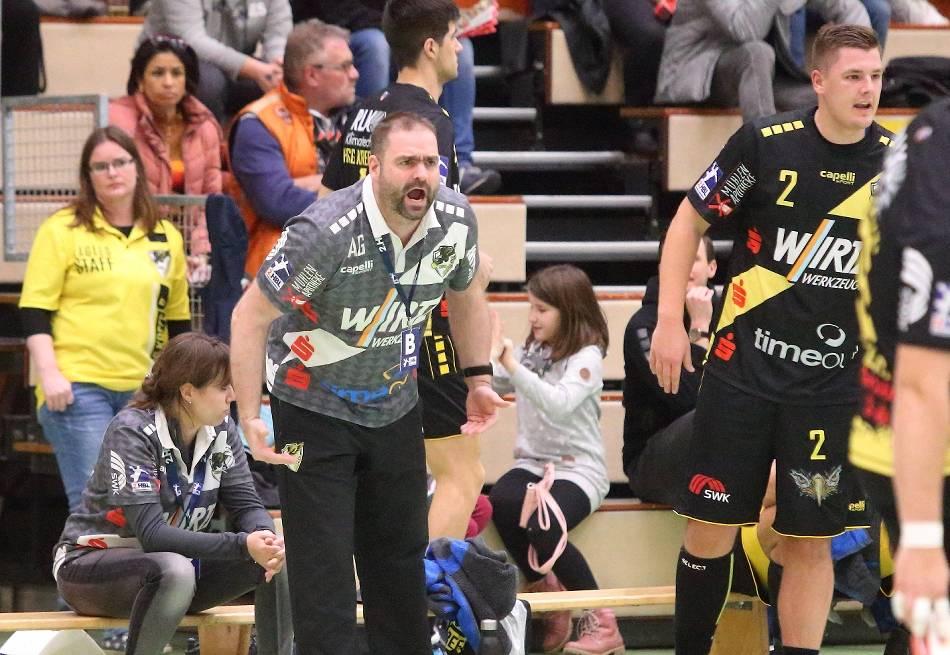 Handball: Die Großbaustellen der HSG