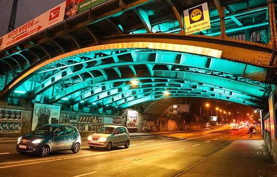 LED: LED-Technik für mehr Sicherheit in der Stadt